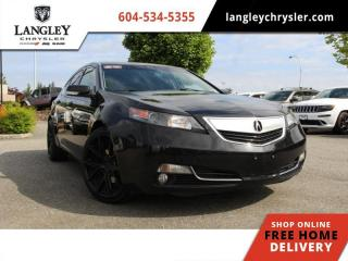 Used 2012 Acura TL TL  Special Edition / Loaded / Rim & Tire PKG for sale in Surrey, BC