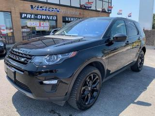 Used 2017 Land Rover Discovery Sport AWD 4dr HSE Sport/ NAVIGATION / PANO-ROOF for sale in North York, ON