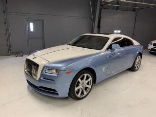 Used 2014 Rolls Royce Wraith Coupe for sale in Burlington, ON