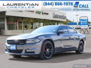 Used 2016 Dodge Charger SXT!!  COOLED SEATS!!  AWD!!  LEATHER!! for sale in Sudbury, ON
