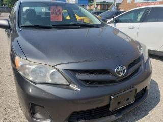 Used 2011 Toyota Corolla CE for sale in Oshawa, ON