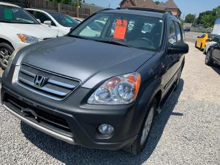 Used 2006 Honda CR-V SE for sale in Oshawa, ON