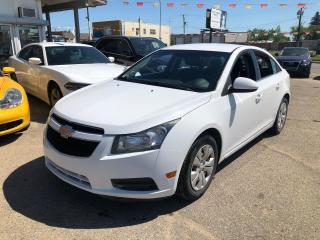 Used 2012 Chevrolet Cruze LT Turbo w/1SA for sale in Regina, SK