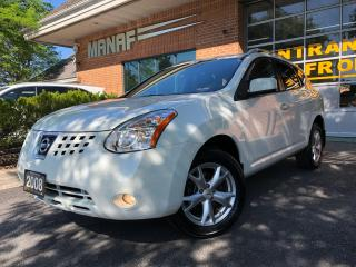 Used 2008 Nissan Rogue SL AWD Sunroof Alloys Heated Seats Certified* for sale in Concord, ON