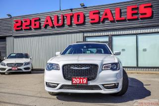 Used 2019 Chrysler 300 300S for sale in Brampton, ON