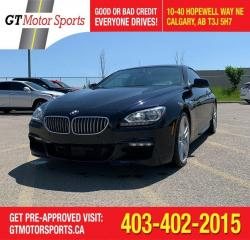 Used 2013 BMW 6 Series 650i xDrive for sale in Calgary, AB
