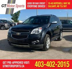 Used 2012 Chevrolet Equinox LTZ for sale in Calgary, AB