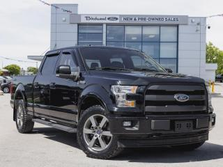 Used 2017 Ford F-150 Lariat 501A | SPORT | NAV | BLIS for sale in Winnipeg, MB