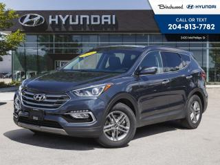 Used 2018 Hyundai Santa Fe Sport Premium AWD *Heated Seats Rear Camera for sale in Winnipeg, MB
