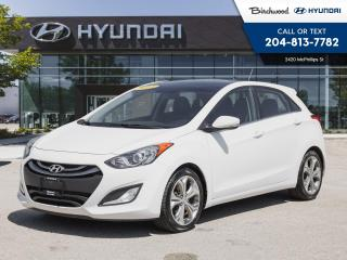 Used 2013 Hyundai Elantra GT GLS Heated Leather *Sunroof for sale in Winnipeg, MB