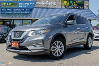 Used 2018 Nissan Rogue SV for sale in Guelph, ON