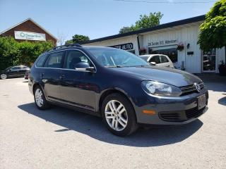 Used 2010 Volkswagen Jetta SportWagen COMFORTLINE for sale in Waterdown, ON