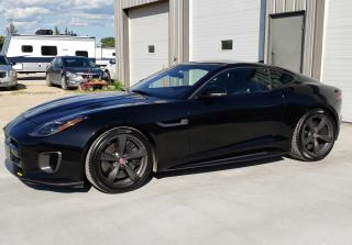 Used 2018 Jaguar F-Type 400 Sport AWD for sale in Winnipeg, MB
