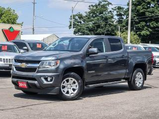 Used 2015 Chevrolet Colorado LT for sale in Simcoe, ON