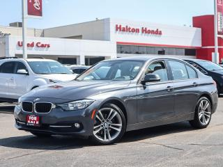 Used 2016 BMW 320i 320i|LOW KMS for sale in Burlington, ON