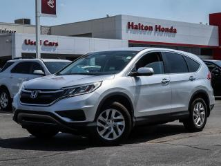 Used 2015 Honda CR-V SE|NO ACCIDENTS for sale in Burlington, ON