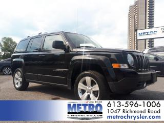 Used 2013 Jeep Patriot North Leather Seats 4x4 for sale in Ottawa, ON