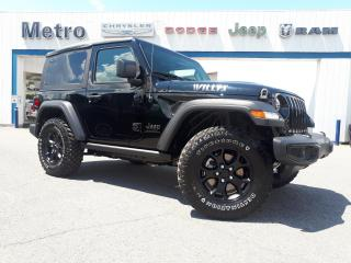 New 2020 Jeep Wrangler Willys Edition for sale in Ottawa, ON