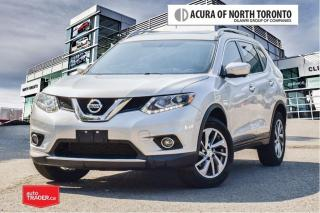 Used 2014 Nissan Rogue SL AWD CVT No Accident| 360 Camera| Navigation for sale in Thornhill, ON