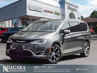 Used 2017 Chrysler Pacifica Limited | Extended Warranty for sale in Niagara Falls, ON