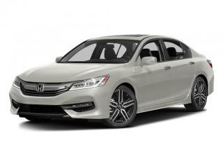Used 2016 Honda Accord Sedan 4dr I4 CVT Touring for sale in Mississauga, ON