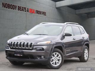 Used 2018 Jeep Cherokee NORTH 4X4 for sale in Mississauga, ON
