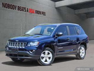 Used 2014 Jeep Compass 4WD 4DR SPORT for sale in Mississauga, ON
