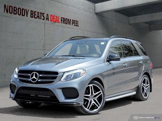 Used 2018 Mercedes-Benz GLE-Class GLE 400 4MATIC SUV for sale in Mississauga, ON