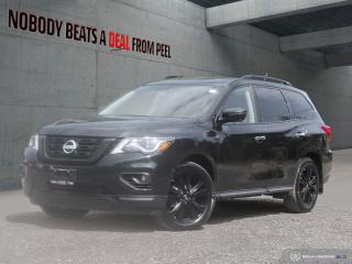 Used 2018 Nissan Pathfinder 4x4 SL Premium for sale in Mississauga, ON