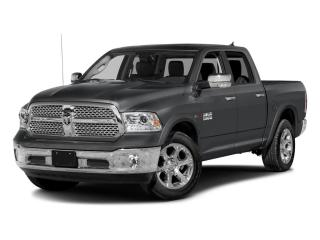 Used 2016 RAM 1500 4WD Crew Cab 149  Laramie for sale in Mississauga, ON