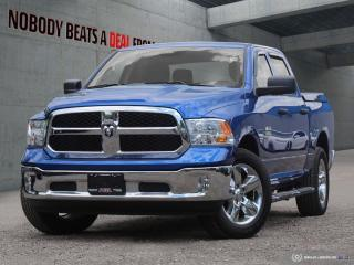 Used 2019 RAM 1500 Classic ST 4x4 Crew Cab 57  Box for sale in Mississauga, ON