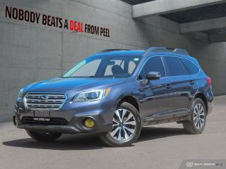 Used 2017 Subaru Outback 5dr Wgn CVT 2.5i Limited for sale in Mississauga, ON