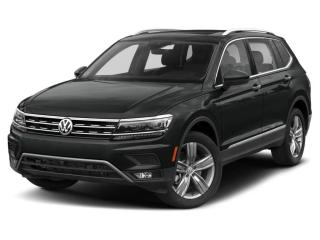 Used 2018 Volkswagen Tiguan COMFORTLINE 4Motion for sale in Mississauga, ON