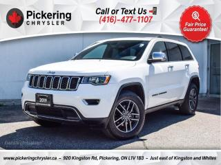 Used 2019 Jeep Grand Cherokee Limited - Sunroof/Leather/Heated Seats/NAV/Carplay for sale in Pickering, ON