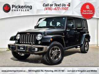 Used 2016 Jeep Wrangler 75th Anniversary for sale in Pickering, ON