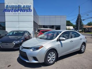 Used 2014 Toyota Corolla *LE *CAMERA *A/C *BLUETOOTH *SIÈGES-CHAUFFANTS for sale in Saint-Hubert, QC