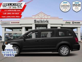 New 2020 Dodge Grand Caravan PREMIUM PLUS for sale in Selkirk, MB