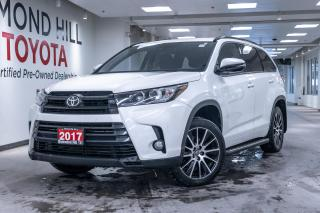 Used 2017 Toyota Highlander 4DR SUV AWD XLE for sale in Richmond Hill, ON