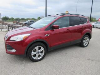 Used 2013 Ford Escape 4WD 4dr SE for sale in Winnipeg, MB