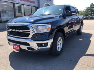 New 2020 RAM 1500 Big Horn Crew 4x4 V6 for sale in Hamilton, ON