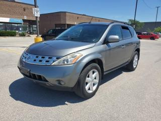 Used 2005 Nissan Murano 4dr AWD V6 for sale in Scarborough, ON