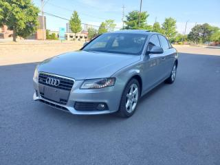 Used 2009 Audi A4 4dr Sdn 2.0T quattro for sale in Scarborough, ON