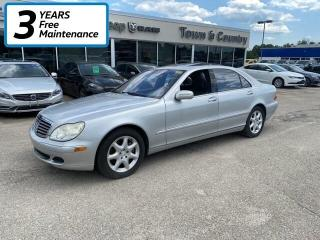 Used 2005 Mercedes-Benz S550 Plug-In Hybrid Base for sale in Smiths Falls, ON