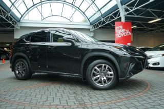 Used 2018 Lexus NX 300 Luxury Package for sale in Vancouver, BC