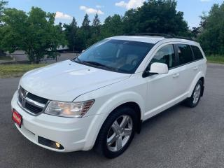 Used 2009 Dodge Journey AWD 4DR SXT for sale in Mississauga, ON