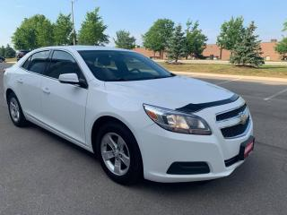 Used 2013 Chevrolet Malibu 4dr Sdn LS for sale in Mississauga, ON
