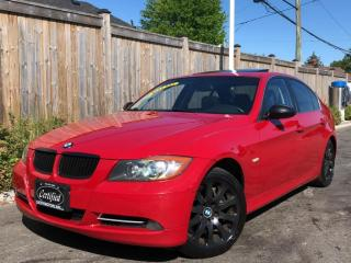 Used 2008 BMW 3 Series 335xi AWD-AUTO-SUNROOF-LEATHER-BLUETOOTH for sale in Toronto, ON