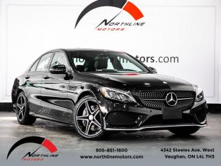Used 2016 Mercedes-Benz C-Class C450 AMG 4MATIC|Navigation|Pano Roof|Camera|Burmeister for sale in Vaughan, ON