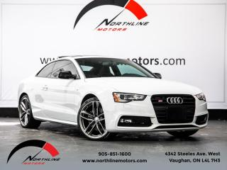 Used 2017 Audi S5 Dynamic Edition|Navigation|B&O Sound|Blindspot|Camera for sale in Vaughan, ON