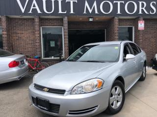 Used 2011 Chevrolet Impala 4DR SDN LS for sale in Brampton, ON